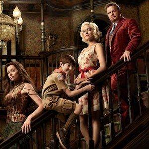 Mockingbird Lane Cast Photo Reveals Shocking Grandpa Munster Twist!
