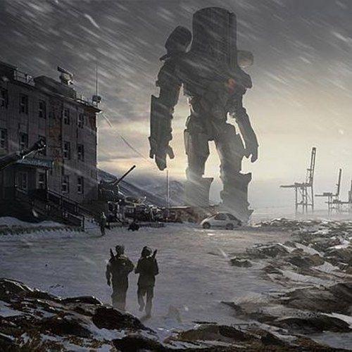 Pacific Rim Concept Art Reveals a Russian Jaeger and Skull Temple