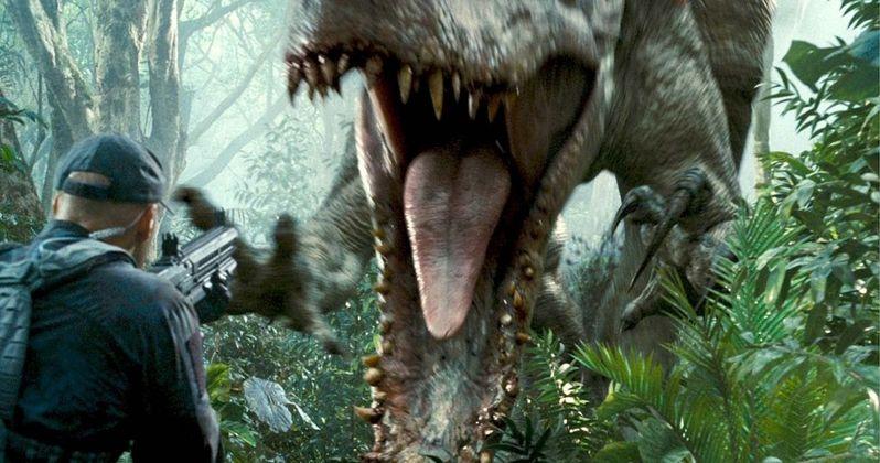 Three New Jurassic World TV Spots Hunt Indominus Rex
