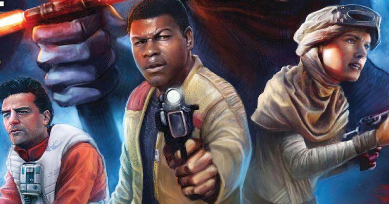 Luke Skywalker Revealed in Star Wars 7 Magazine Cover?