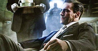 BossLogic Imagines Jon Hamm as Bruce Wayne in The Batman