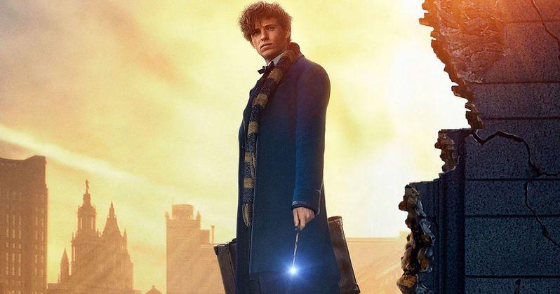 Fantastic Beasts 2 Script Is Done Says J.K. Rowling