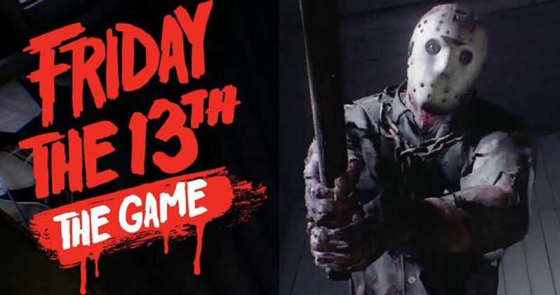 Jason Kills in Gory New Friday The 13th: The Game Video