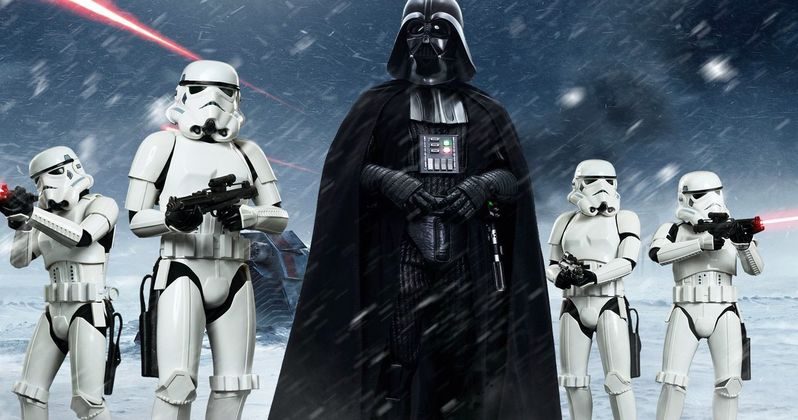 Who's Playing Darth Vader in Star Wars: Rogue One?