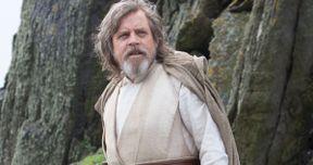 Star Wars: Episode VIII Luke Skywalker Details Revealed?