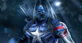 Proof Winter Soldier Becomes Captain America in Infinity War?
