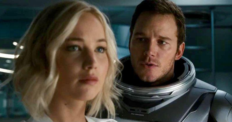 Passengers Trailer: Jennifer Lawrence & Chris Pratt Are Lost in Space