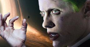 Jared Leto Teases the Joker's Return with Disturbing Photo
