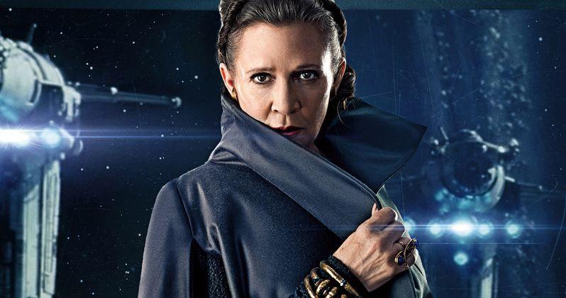 The Last Jedi Director Explains Controversial Leia Scene