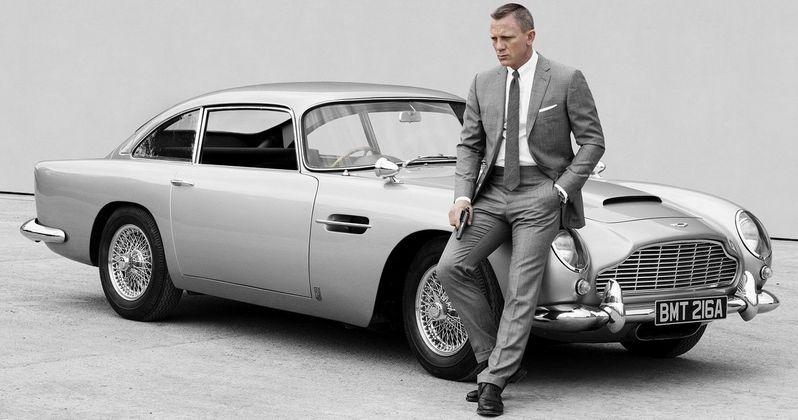 Bond 24 Eyes Rome for Epic Car Chase