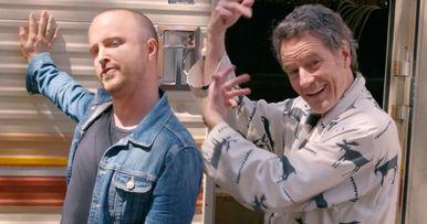 Breaking Bad Cast Reunites at Comic-Con #SDCC