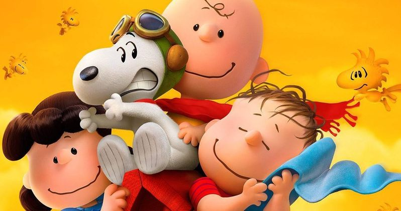 Peanuts Movie Trailer Celebrates 65 Years of Snoopy & Charlie Brown