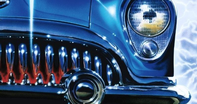 Stephen King's Next Film Adaptation Is From a Buick 8