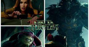Raphael Faces Splinter in New Teenage Mutant Ninja Turtles Images