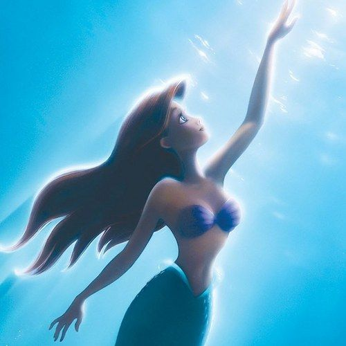 The Little Mermaid Diamond Edition Blu-ray 3D, Blu-ray and DVD Debut October 1st
