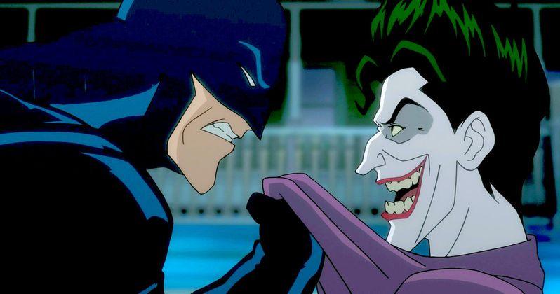 Batman Vs. the Joker in First Look at The Killing Joke Movie
