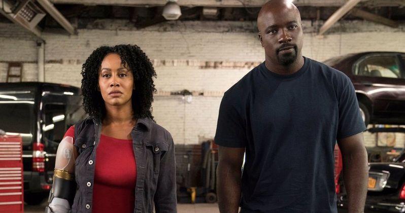 Misty Knight's Bionic Arm Revealed in Luke Cage Season 2