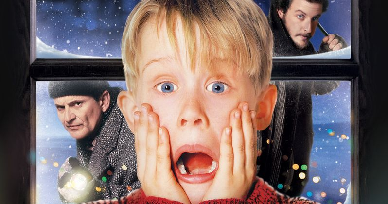Mom Arrested After Cops Find Kids Alone at Home Watching Home Alone