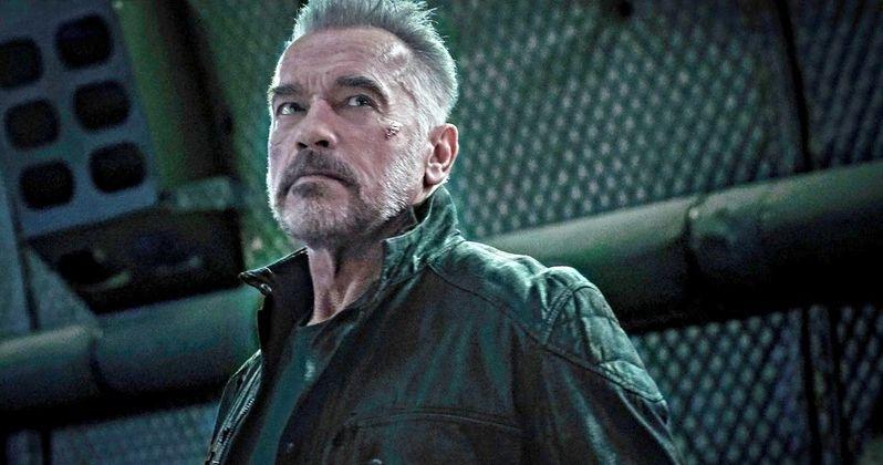 Schwarzenegger Is Back in First Official Terminator: Dark Fate Photos