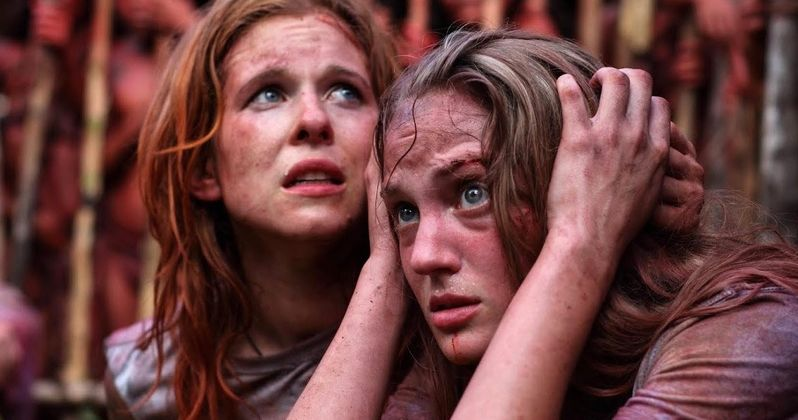 Green Inferno Red Band Clip Will Punish Your Eyeballs