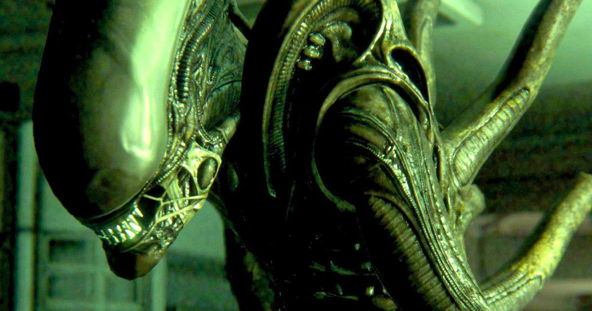 Alien Covenant Start