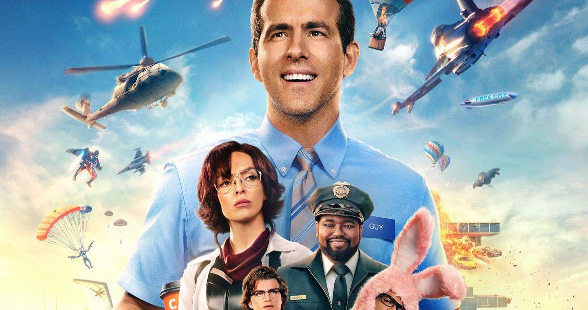 Free Guy Box Office 300 Million