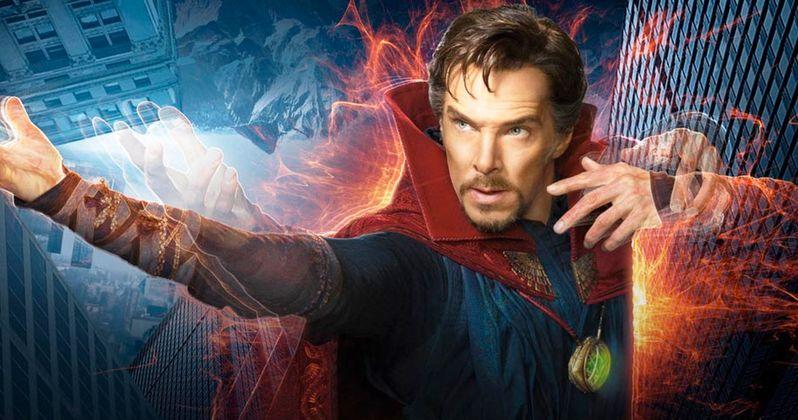 Doctor Strange Grabs $86M International Box Office Debut
