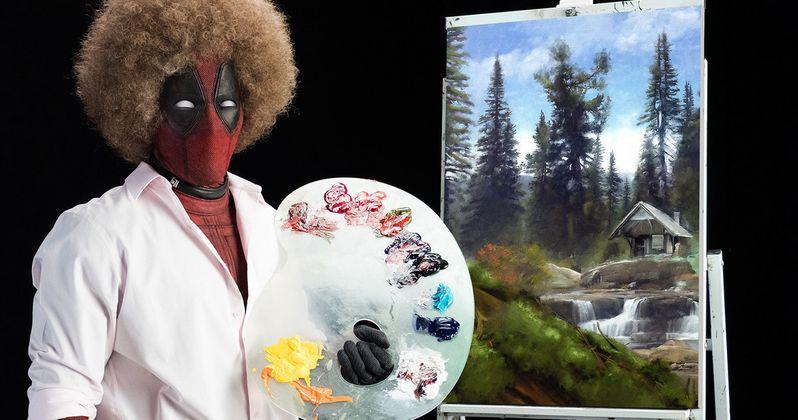 New Deadpool 2 Teaser Trailer Reveals First Footage