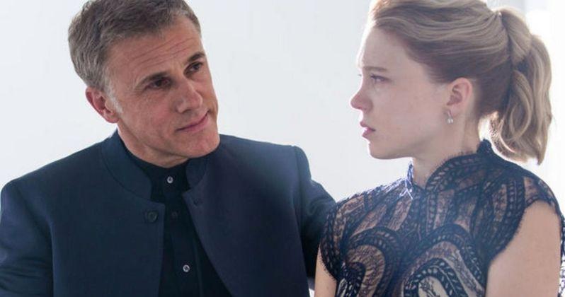 Spectre TV Spot Introduces a New Bond Villain