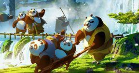 Kung Fu Panda 3 Concept Art Goes Inside Panda Village