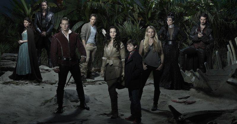 Comic-Con: Once Upon a Time Season 4 Trailer