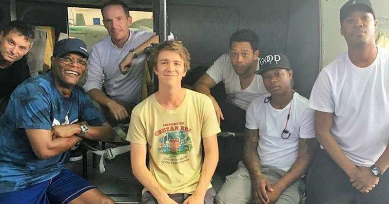 Kong: Skull Island Cast Unite in First Set Photos