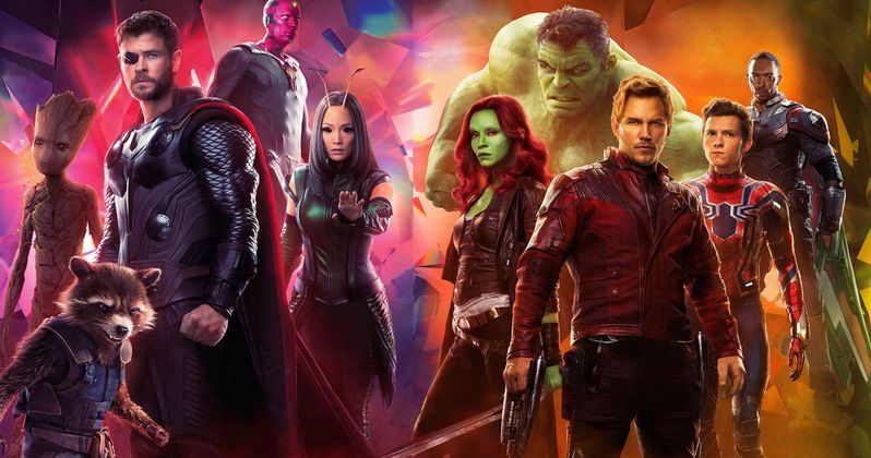 James Gunn & Chris Pratt Changed Infinity War Script in a Big Way