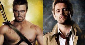 Arrow Season 4 Constantine Crossover Confirmed