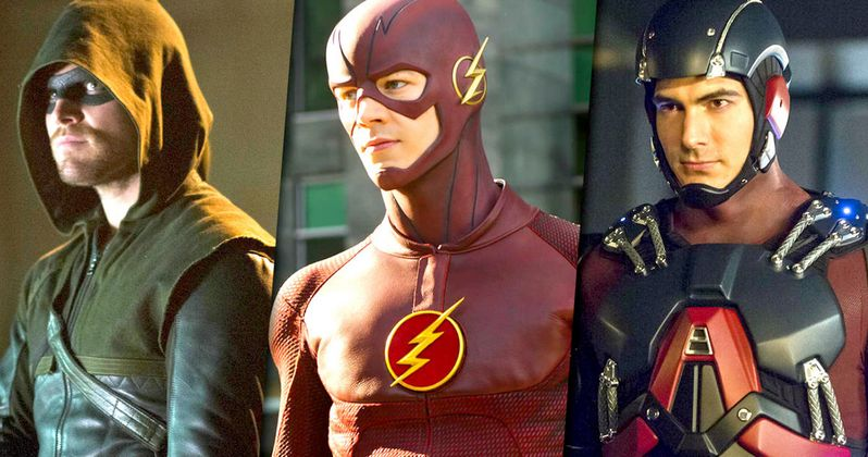 Arrow/Flash Spinoff Titled DC's Legends of Tomorrow, Gets Series Order