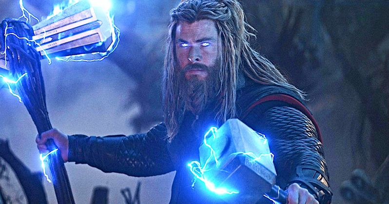 Chris Hemsworth Talks Fat Thor and His Fight to Keep Him in Avengers: Endgame