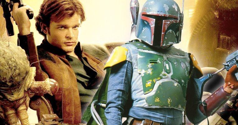 Alden Ehrenreich's Han Solo to Return in the Boba Fett Movie?