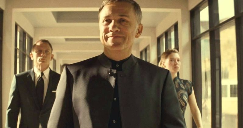Christoph Waltz Won't Return as Blofeld in Bond 25