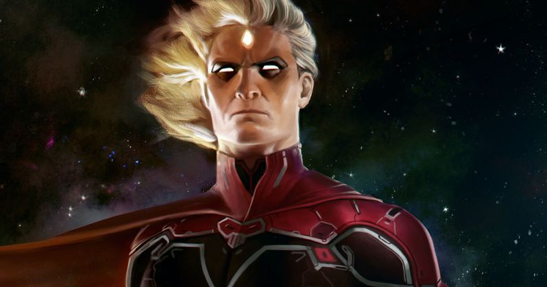 James Gunn Teases Adam Warlock's Arrival in the MCU