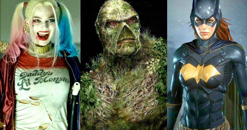 DCEU Movies Confirmed: Justice League Dark, Suicide Squad 2 & More