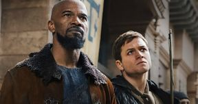 Robin Hood Trailer Arrives Starring Taron Egerton & Jamie Foxx