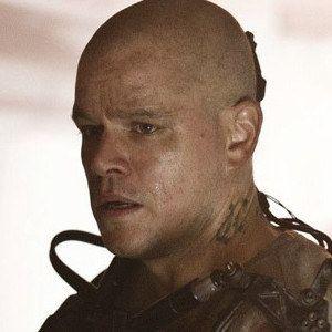 Matt Damon Climbs Into a Robo-Suit for Elysium Photo