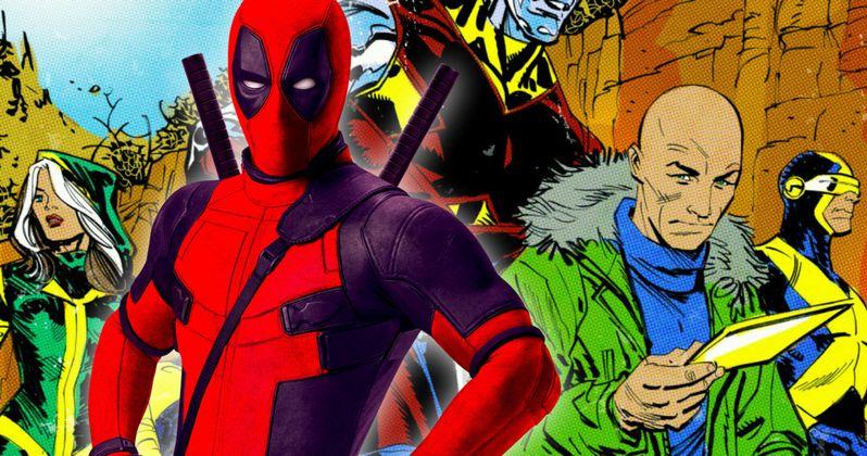 Does Deadpool Take Place in Logan's X-Men Comic Universe?