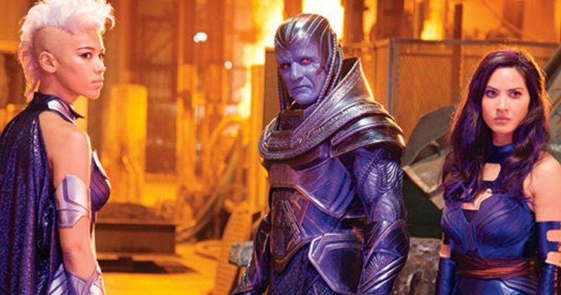 X-Men: Apocalypse Photo Reveals the Return of A Surprise Villain