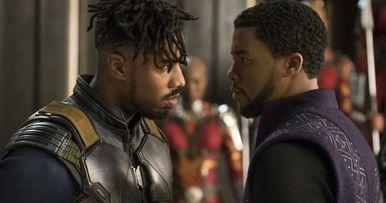 Black Panther Star Talks Marvel All-Stars and Wakanda Politics