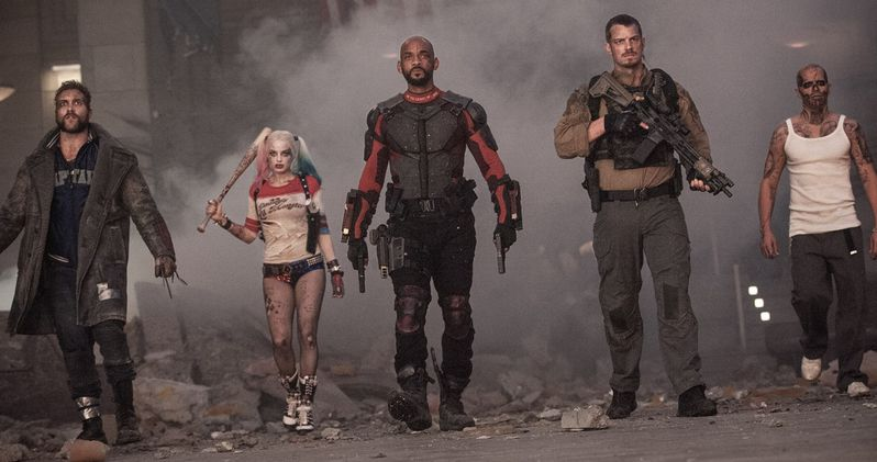 Suicide Squad Is on Track for Huge $125M Opening Weekend