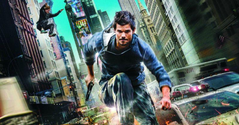 Tracers Trailer: Taylor Lautner Does Parkour