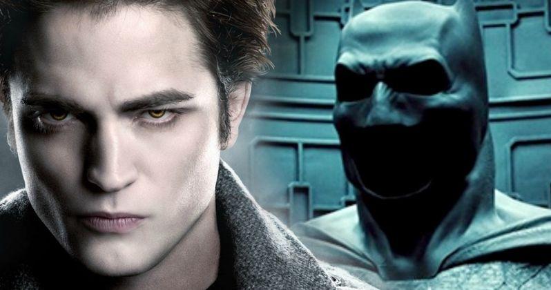 Hear Robert Pattinson's Batman Voice in the Twilight Commentary