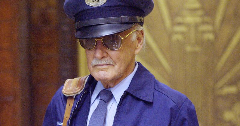 Stan Lee Shot His Next 4 Marvel Cameos All at Once