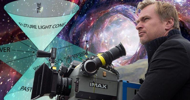 Christopher Nolan's Next Movie Involves the Time Continuum?